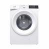 Spredu plnená práčka Gorenje WE60S3 je zaradená do energetickej triedy D (energetická norma 2021). Energetická trieda: A. Maximálna kapacita bielizne predstavuje 6 kg. Maximálne otáčky pri žmýkaní sú 1000/min. Sledovať priebeh prania viete na integrovanom displeji. Výhodou je aj funkcia Odloženého štartu.