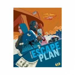Spoločenská hra Escape Plan CZ/EN