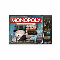 Spoločenská hra Monopoly Ultimate Banking SK