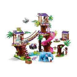 LEGO Friends 41424 Základňa záchranárov v džungli