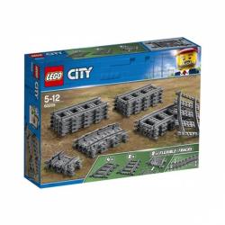 LEGO City Trains 60205 Koľaje