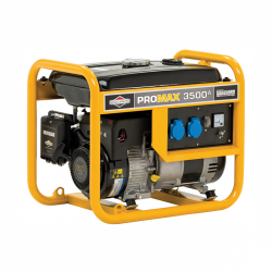 Benzínová elektrocentrála Briggs & Stratton Pro Max 3500 A