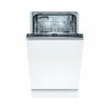 Vstavaná umývačka riadu Bosch SPV2IKX10E je zaradená do energetickej triedy F. Prevádzka je tichá s maximálnou hlučnosťou len 48 dB. Do umývačky sa zmestí až 9 súprav kuchynského riadu. Súčasťou vybavenia je poistka proti pretečeniu Aqua Sensor. Čas umývania riadu si viete nastaviť na dobu, ktorá Vám vyhovuje (odložiť o 3, 6 alebo 9 hodín).