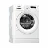 Ide o spredu plnenú práčku značky Whirlpool FWF71253W EU, ktorá je zaradená do energetickej triedy A+++. Maximálna kapacita bielizne: 7 kg.  Maximálna rýchlosť otáčok žmýkania: 1200/min.  Počet pracích programov: 14.