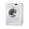 Táto automatická práčka Indesit BWSA 51052W, ktorá je plnená spredu zabezpečuje nízku spotrebu enegie (energetická trieda A++). Zabezpečuje tichý chod, a tak Váš komfort nie je narušený. Maximálna kapacita bielizne je 5 kg.  Maximálna rýchlosť otáčok žmýkania je 1000/min.