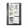 Kombinovaná chladnička Whirlpool ART 9811 SF2 určená na vstavanie. Chladničkadisponuje celkovým úžitkovým objemom 308 l. Zaisťuje nízku spotrebu energie so zaradením do energetickej triedy E- energetická norma 2021. Energetická trieda: A++. Chladiaci priestorsa skladá z5 sklenených políc, 1 špeciálnej zásuvky a 4 priehradiekvo dverách chladničky. Mraziaci priestor tvoria 2 veľké vysúvacie priehľadné boxy a 1 praktická zásuvka. KATEGÓRIA 2. TRIEDY - domáce spotrebiče, ktoré máme skladom a navyše s výraznými zľavami. Tovar 2. triedy je úplne nový, no nesie mierne poškodenie: škrabance, mierne preliačiny, čiže poškodenie je len estetické. Tovar je však plne funkčný a vzťahuje sa naň 2-ročná záruka. Fotografie tovaru zasielame na vyžiadanie.