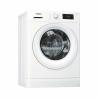 Táto kvalitná spredu plnená práčka Whirlpool FWSG71283W EU zabezpečuje úsporné pranie vďaka energetickej triede A+++. Maximálna kapacita bielizne je 7 kg. Maximálna rýchlosť otáčok žmýkania je 1200/min. Spotrebič disponuje 12 pracími programami.