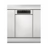 Vstavaná umývačka riadu Whirlpool WSBO 3O23 PF X je zaradená do energetickej triedy E. Prevádzka je tichá s maximálnou hlučnosťou len 43 dB. Umývačka riadu je vybavená senzorovou technológiou Šiesty zmysel. Do spotrebiča sa zmestí 10 súprav kuchynského riadu. Veľkou výhodou je samočistenie umývačky riadu. Určite uvítate aj funkciu Odloženého štartu (1 - 24 h).
