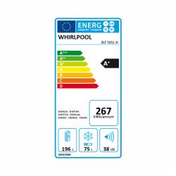 Chladnička Whirlpool BLF 5001 W
