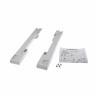 Originálny spojovací diel WSK1101 pre práčky a sušičky značky CANDY a HOOVER ušetrí Váš priestor v kúpeľni. Určený na inštaláciu sušičky na vrch práčky. Vhodný pre spotrebiče s hĺbkou 47 - 60 cm.