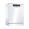 S touto kvalitnou umývačkou riadu značky BOSCH SMS46KW05E je zabezpečená účinnosť umývania a sušenia v tej najvyššej kvalite A. Je zabezpečená aj nízka spotreba energie, pretože umývačka je zaradená do energetickej triedy A ++. Umývačka riadu dosahuje nízku hlučnosť len 44 dB.  Umyje až 13 jedálenských sad. Spotrebič spotrebuje len 9, 5 l vody na jedno umytie.