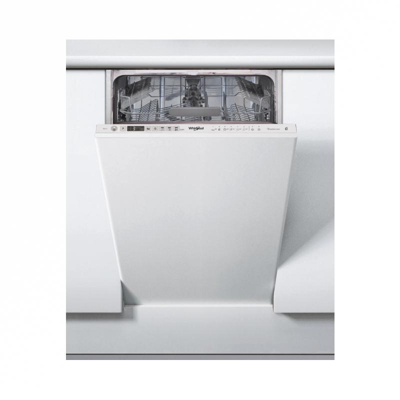 Umývačka riadu vstavaná Whirlpool WSIO 3T125 6PE X
