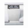 Ide o vstavanú umývačku riadu značky Whirlpool WSIO 3T125 6PE X, ktorú si môžete zabudovať do kuchynskej linky. S touto umývačkou riadu ušetríte energiu, pretože jej spotreba je veľmi nízka A++. Maximálna kapacita jedálenských súprav je 10. K dispozícií máte výber zo štyroch teplôt a ôsmych programov. Maximálna hlučnosť nepresiahne 45 dB.
