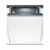Vstavaná umývačka riadu, ktorú je možné zabudovať do kuchynskej linky značky BOSCH SMV25AX01E je zaradená do energetickej triedy A ++, čiže zabezpečí naozaj nízku spotrebu energie. Spotreba vody na jeden cyklus je 9, 5 l. Výhodou je väčšia kapacita až 12 jedálenských súprav. Je zabezpečená tichá prevádzka s maximálnou hlučnosťou len 48 dB.