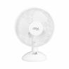 Stolový ventilátor značky Gallet VEN9 disponuje vrtuľou s priemerom 23 cm. Na výber máte 2 rýchlosti fúkania. Je tu možnosť nastavenia uhlu sklonu fúkania vzduchu.  Výhodou je nízka spotreba energie a tichá prevádzka, max. hlučnosť len 45 dB.