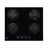 Táto plynová varná doska Electrolux EGT6242NVK Vás zaujme svojím štýlovým prevedením so 4 plynovými horákmi. Na plynových horákoch sa nachádzajú smaltované podpery, ktoré zaručia stabilitu kuchynského riadu. V prednej časti sa nachádzajú 4 gombíky, ktoré ovládate otáčaním. Veľkou výhodou je termopoistka a elektrické zapaľovanie.