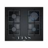 Vstavaná plynová doska značky BOSCH PPP6A6B20 je vyrobená z čierneho tvrdeného skla. Je vybavená štyrmi horákmi. Vďaka funkcii Flame Select, máte na výber až z 9 stupňov teploty.  Plynovú varnú dosku ovládate pomocou 4 otočných gombíkov. K dispozícii je termopoistka, vďaka ktorej je chránená Vaša domácnosť.