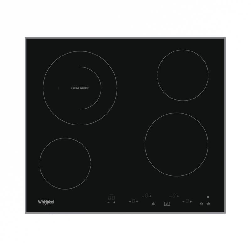 Sklokeramický varný panel Whirlpool AKT 8601 IX