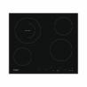 Ide o varnú sklokeramickú doskuznačky Whirlpool AKT 8601 IX, ktorá disponuje 4 varnými zónami. K dispozícii máte jednu dvojkruhovú zónu, ktorá je prispôsobená rôznym veľkostiam hrnca. Tento sklokeramický panel sa ovláda pomocou dotykového ovládania. Výhodou je časovač, detská poistka a indikátor zostatkového tepla.