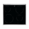 S touto sklokeramickou varnou doskou značky ELECTROLUX EHF6240XXK máte na výber zo 4 varných plôch, ktoré sú rôznej veľkosti, a tak sa dokonale prispôsobia Vášmu kuchynskému riadu. Ovládanie varných zón je veľmi jednoduché, ovládate ich pomocou dotykových tlačidiel. Vďaka indikátoru zvyškového tepla viete, ktorá varná zóna je ešte stále horúca. Výhodou je detská poistka a automatické vypnutie varnej dosky.