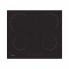Ide o sklokeramickú varnú doskuznačky CANDY CC 64 CH, ktorý disponuje 4 varnými zónami. Moderná sklokeramická varná doska sa ovláda dotykovo, k dispozícii máte 9 úrovní nastavenia teploty. Súčasťou každej varnej zóny je indikátor zostatkového tepla, ktorý chráni pre popálením. Veľkou výhodou: detská poistka, automatické vypnutie v prípade nečinnosti a časovač.