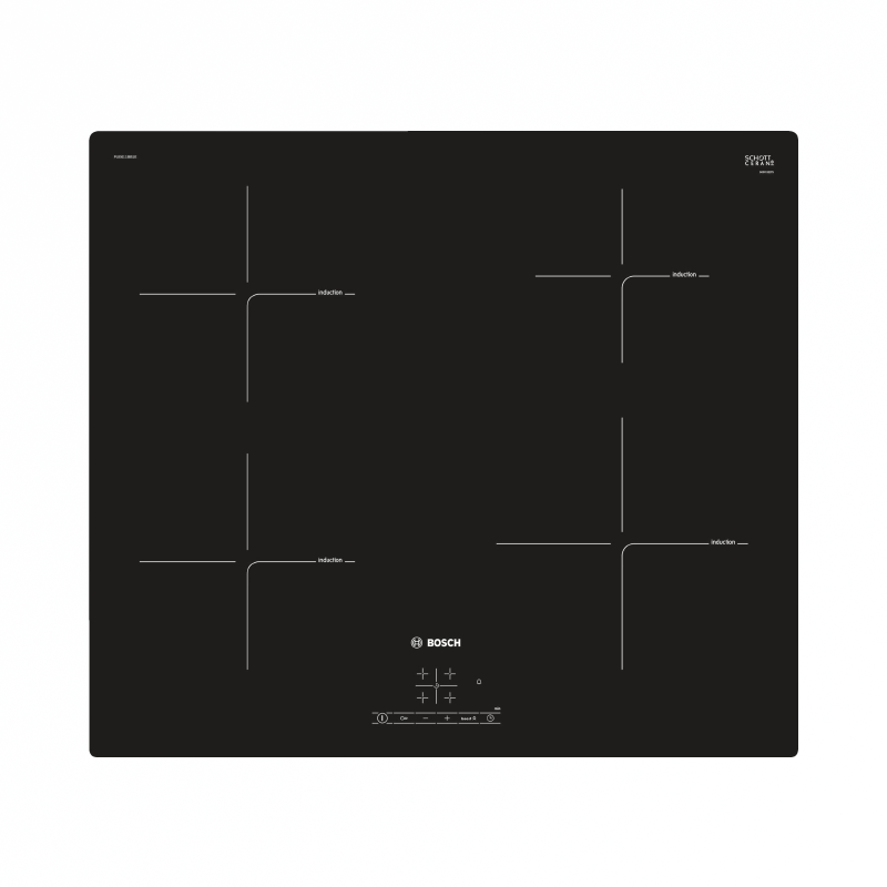 Indukčný varný panel Bosch PUE611BB1E