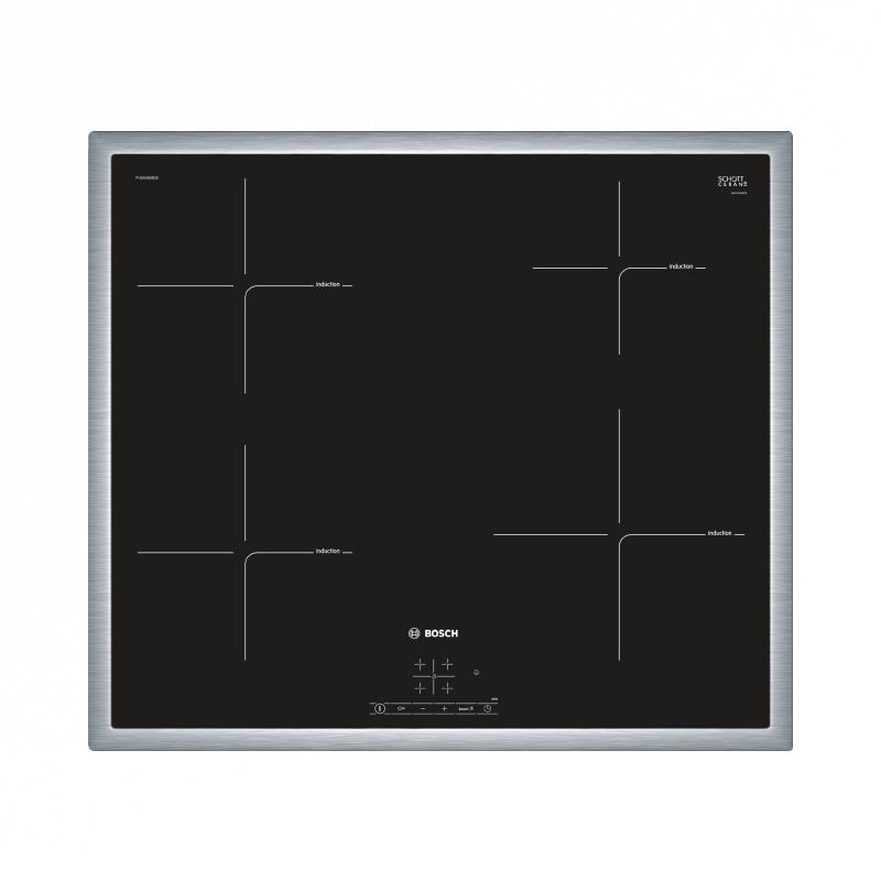 Indukčný varný panel Bosch PUE645BB1E