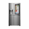Dvojdverová, americká chladnička LG GSX961NSAZ s nízkou spotrebou energie (energetická trieda A ++). Celkový objem chladničky je 601 l. K dispozícii je automatický výrobník ľadu. Pri tejto chladničke je možnosť pripojenia k WiFi. Výhodou je tichá prevádzka s maximálnou hlučnosťou 39 dB.