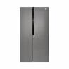 Americká chladnička značky LG GSB360BASZ je zaradená do energetickej triedy F - energetická norma 2021. Energetická trieda: A++. Celkový objem chladničky je 613 l. Tichá prevádzka s maximálnou hlučnosťou 39 dB.  Výhodou je automatické odmrazovanie. Súčasťou je Deodorizer, ktorý pohlcuje pachy.