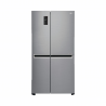 Táto americká chladnička značky LG GSB760PZXZ je zaradená do energetickej triedy F - energetická norma 2021. Energetická trieda: A++. Celková objemová kapacita je 626 l.  Vďaka invertorovému kompresoru je zabezpečená dlhá životnosť, nízka spotreba, tichá a spoľahlivá prevádzka. Zaručená je aj tichá prevádzka s maximálnou hlučnosťou len 39 dB. Prehľad o svojich potravinách máte vďaka LED osvetleniu.