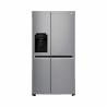Americká chladnička značky LG GSL760PZUZ je zaradená do energetickej triedy F - energetická norma 2021. Energetická trieda: A++. Zaručená je tichá prevádzka s maximálnou hlučnosťou 39 dB. Celkový čistý objem spotrebiča je 601 l. K dispozícii máte aj nápojový automat. Vďaka lineárnemu kompresoru je zaručená dlhá životnosť, vysoký výkon, nízka spotreba a tichá a spoľahlivá prevádzka.