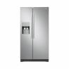 Táto americká chladnička značky SAMSUNG RS50N3413SA/EO je zaradená do energetickej triedy F - energetická norma 2021. Energetická trieda: A+. Čistý objem chladničky je až 501 l. Zabezpečená je aj tichá prevádzka sa maximálnou hlučnosťou 43 dB. K dispozícii je aj dávkovač ľadu a vody. Súčasťou je aj invertorový kompresor vďaka, ktorému sa šetrí energia, životné prostredie a je zaručená dlhá životnosť.