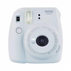 Fotoaparát FujiFilm Instax Mini 9 Smokey white + 10 ks filmu