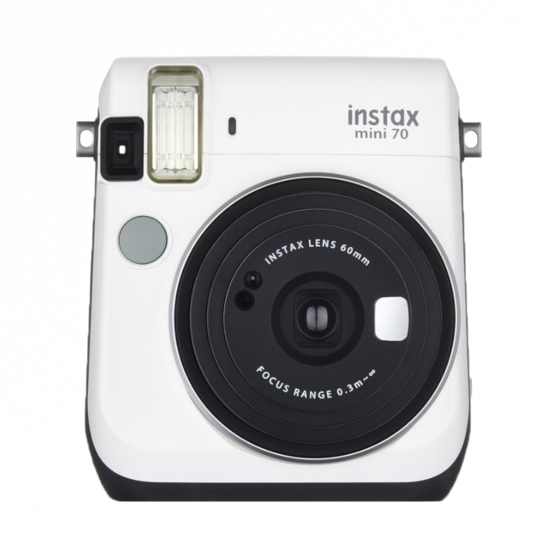 Fotoaparát Fujifilm Instax mini 70 biely