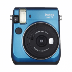 Fotoaparát Fujifilm Instax mini 70 modrý