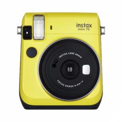 Fotoaparát FujiFilm Instax Mini 70 žltý