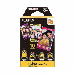 Instantný film FujiFilm Instax Mini Minion Movie 10 ks