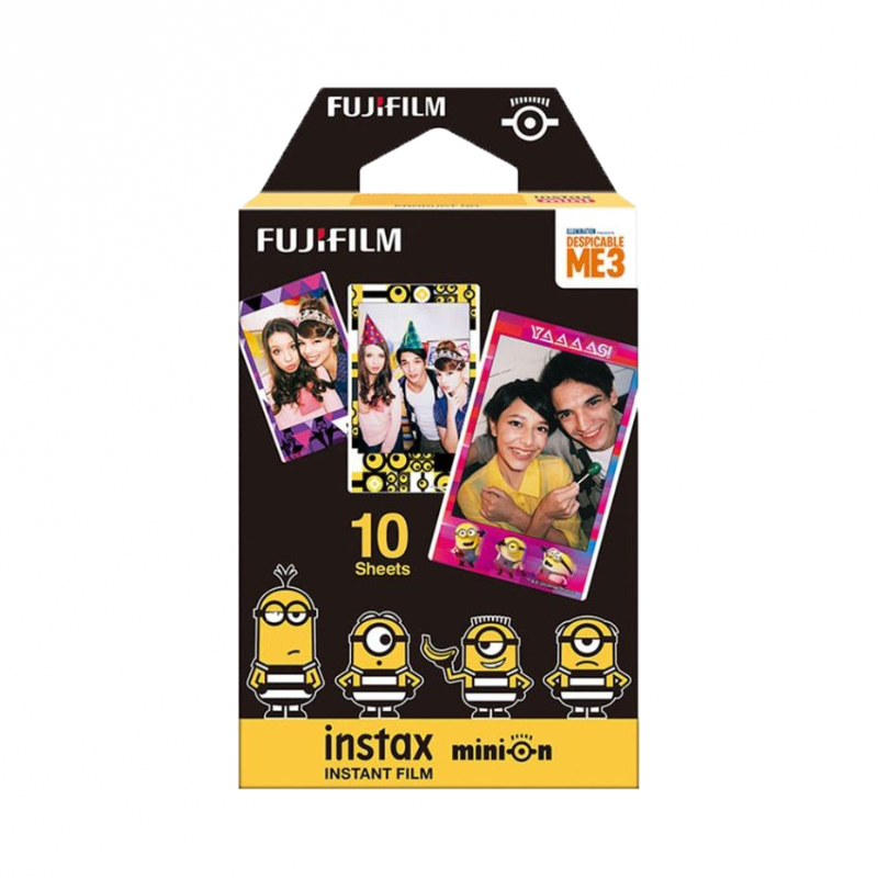 Instantný film FujiFilm Instax Mini Minion Movie 10 ks