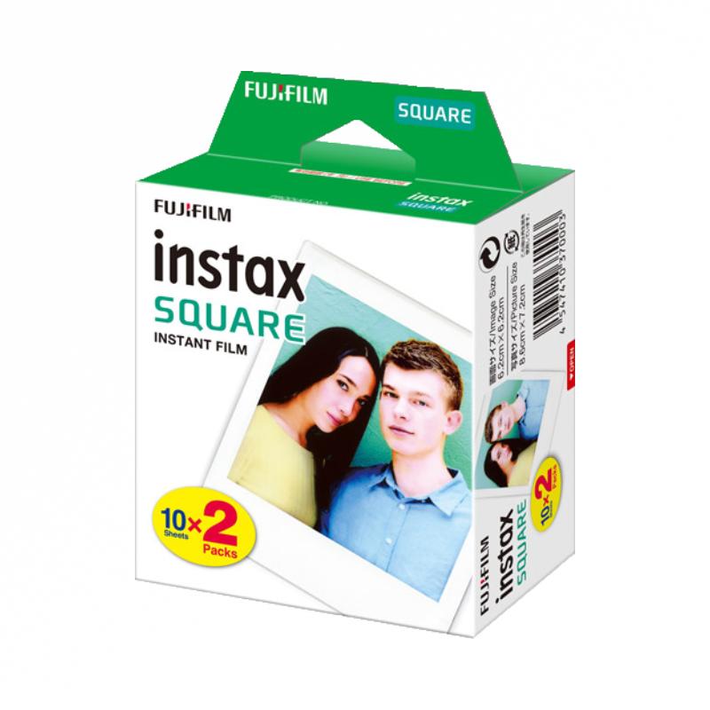 Instantný film FujiFilm Instax Square 20 ks