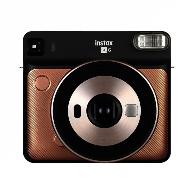 Fotoaparát FujiFilm Instax Square SQ6 Blush gold