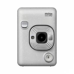 Fotoaparát Fujifilm Instax Mini LiPlay Hybrid Stone white