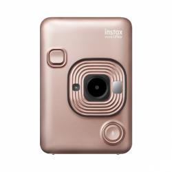 Fotoaparát Fujifilm Instax mini LiPlay Blush gold