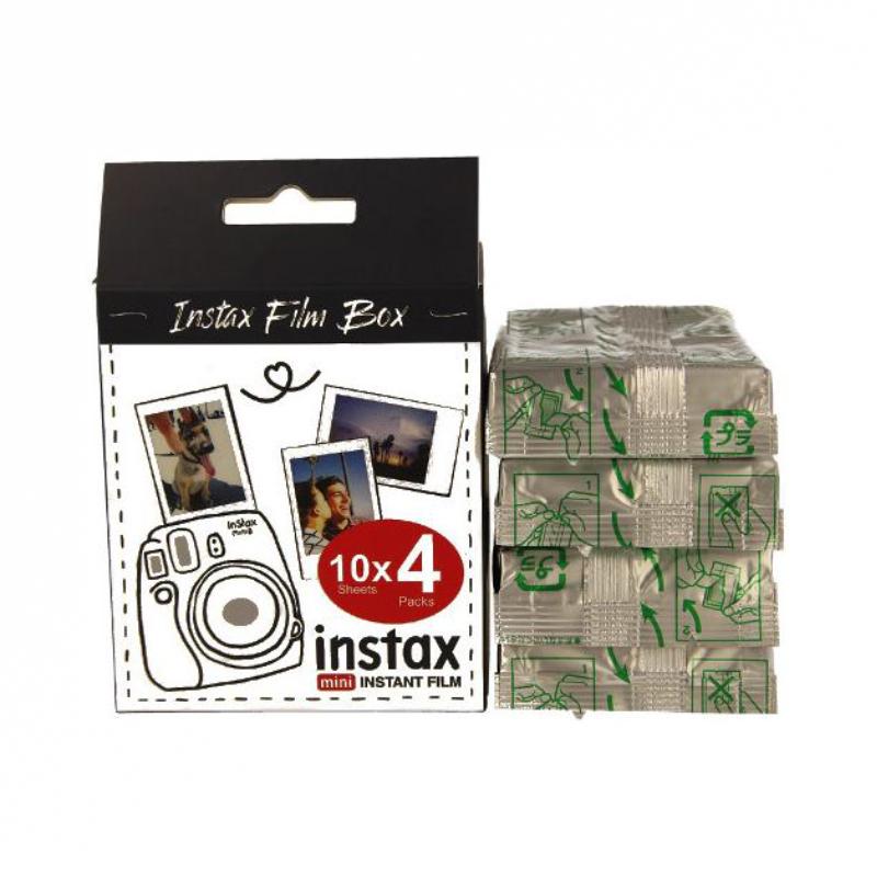 Instantný film FujiFilm Instax Mini 40 ks