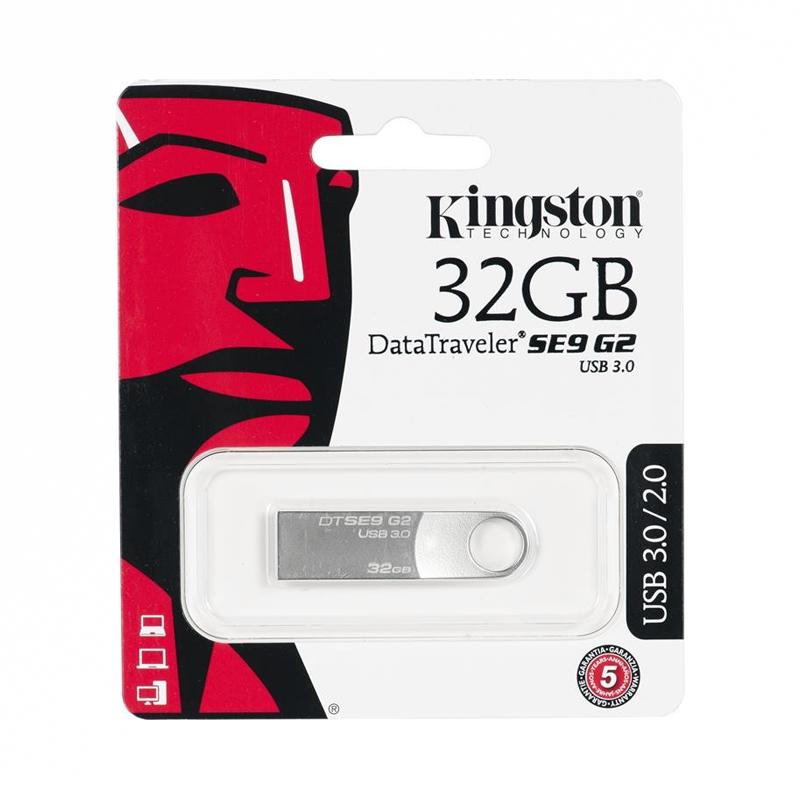 USB Kingston DataTraveler SE9 H 32GB