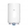 Kombinovaný ohrievač vody Tatramat OVK 200 L ponúkame v okrúhlom prevedení so zaručenou nízkou spotrebou energie. Ohrev vody prebieha prostredníctvom ohrievacieho telesa a rúrkového výmenníka tepla pre pripojenie z ľavej strany. Celkový objem predstavuje 196 l. Výkon výmenníka tepla je 11,6 kW. Vďaka kvalitným materiálom je zabezpečená dlhá životnosť spotrebiča.