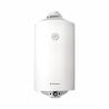 Plynový ohrievač vody Tatramat HK 120 K je efektívny najmä pri väčšom odbere teplej vody. Výhoda je, že ho môžete pripojiť k viacerým odberným miestam naraz. Spotrebič je chránený pred koróziou anódovou ochranou. Objem je 120 l. Celkový výkon predstavuje 5,6 kW. Bojler je zaradený do energetickej triedy B.
