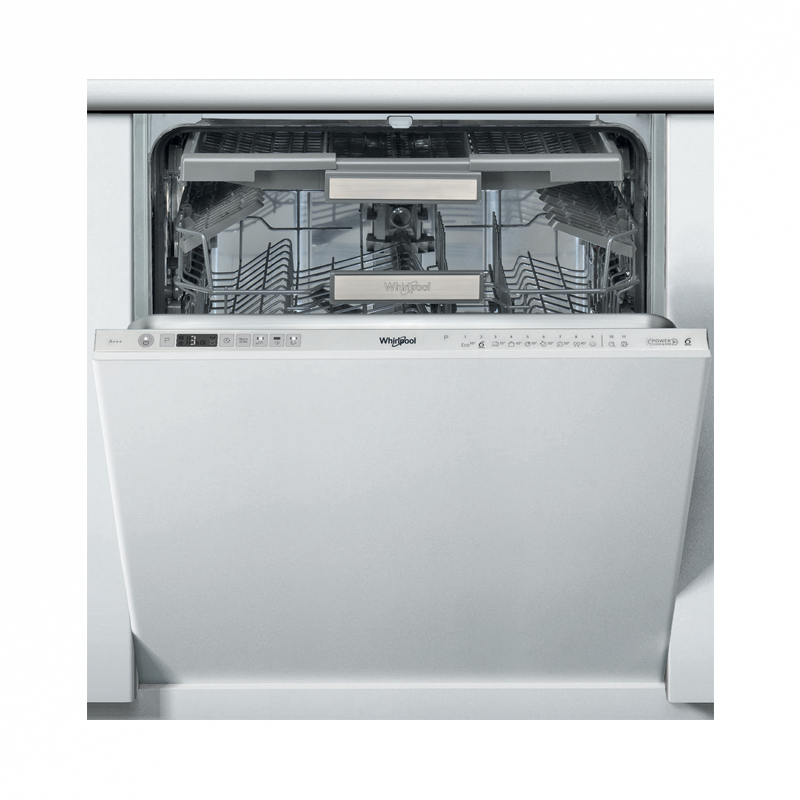 Vstavaná umývačka riadu Whirlpool WIO 3T133 DEL