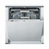 Táto vstavaná umývačka riadu Whirlpool WIO 3T133 DEL je zaradená do energetickej triedy A +++, čím je zaručená nízka spotreba energie. Veľkou výhodou je tichá prevádzka s maximálnou hlučnosťou len 43 dB.  Kapacita umývačky je až 14 jedálenských súprav.  Súčasťou je až 11 programov. K dispozícii je možnosť nastavenia 3 teplôt.