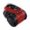 Bezvreckový vysávač ELECTROLUX PC91-4RR dosahuje maximálny výkon 650 W s možnosťou 13 stupňovej regulácie. Zaručená je tichá prevádzka s maximálnou hlučnosťou 72 dB. Súčasťou je prachová nádoba s objemom 1,6 l. K dispozícii je revolučný 3D filter. Akčný rádius má dĺžku až 12 m.