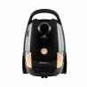 Vreckový vysávač ETA 151990000 AVANTO je zaradený do energetickej triedy A, čím máte zaručené, že spotreba energie bude nízka.  Celkový výkon predstavuje 700 W.  Prachové vrecko disponuje objemom až 3 l. Zaručená je tichá prevádzka s maximálnou hlučnosťou len 68 dB. Súčasťou je aj HEPA filter. Akčný rádius má dĺžku až 10 m.